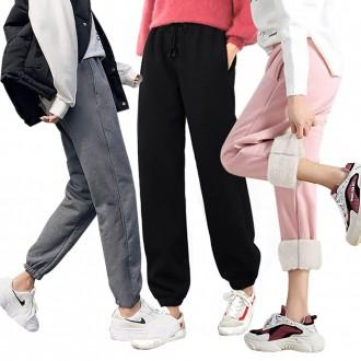 [도매라인]융털바지/트레이닝팬츠/체육복/기모바지/밴딩팬츠/운동복
