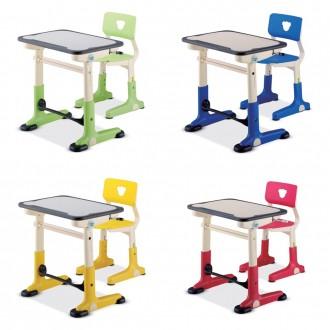 책걸상세트 초등학교 저학년 유치원 유아 키즈 아동 책상 의자