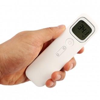 국산 케어유2 비접촉 적외선 온도계