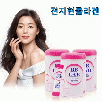 전지현 비비랩BBLAB 저분자콜라겐 (2g*30포 한달분)