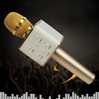 KC인증정품 Q7노래방마이크 휴대용노래방 이동식노래