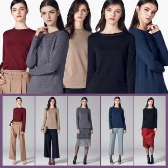홈쇼핑히트 여성 간절기 니트 티셔츠 미오뜨레 5종 봄