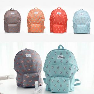 파우치/여행용파우치/화장품파우치/가방/접이식백팩