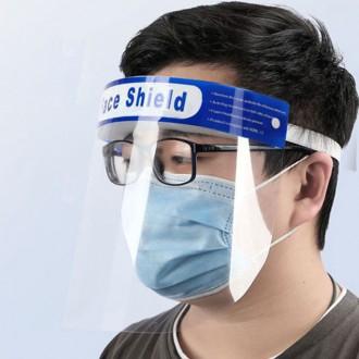 페이스쉴드 위생보호캡 방역보호캡 페이스쉴더 투명보호캡