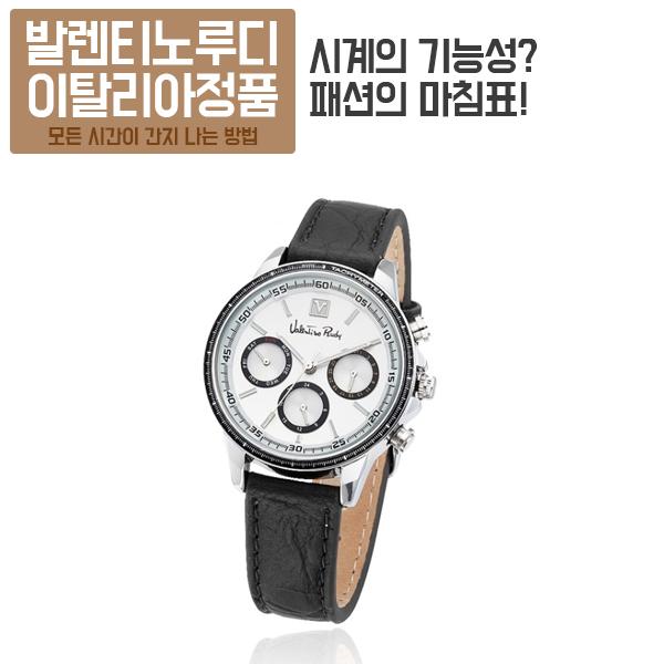 이태리 정품 발렌티노루디 VR6602 여성용/가죽시계