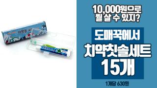 LG 정품 페리오 여행용 휴대용칫솔세트/인쇄전문
