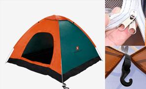 스위스마운틴 원터치 텐트