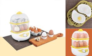 미니찜통/달걀 찜기/계란찜기/대우 2단에그쿠커 D2100