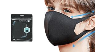 3D 입체마스크 패션마스크 개별지퍼백포장