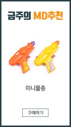 (도매꾹최저가)고급물총6종/선택가능/여름/어린이단체선물사은품/미니물총/오백이하