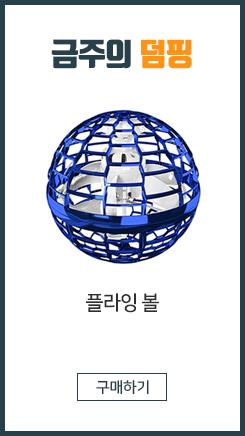 [2+1요술봉] 부메랑 플라잉 볼 드론 장난감 플라잉노바 공중부양