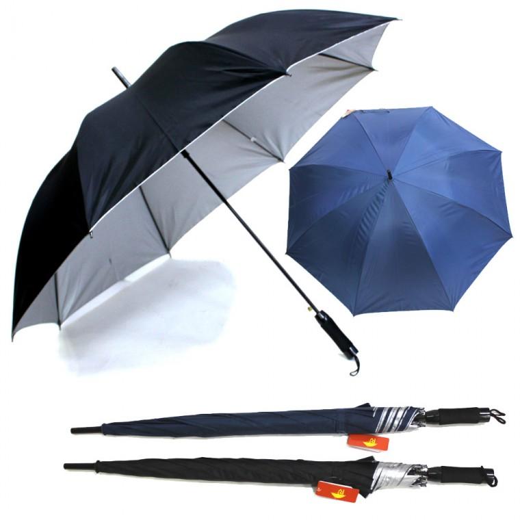 클라우드필라 70실버 대동손잡이 장우산