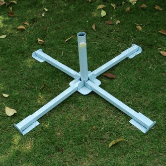 파라솔용 십자 받침대(84cm×84cm×30cm)