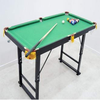 [도매라인]미니당구대/포켓볼/접이식멀티게임기