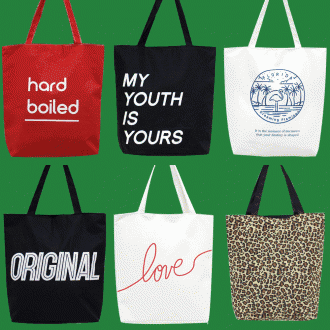 [도매라인]봄신상*에코백/캔버스가방/파우치/보조가방