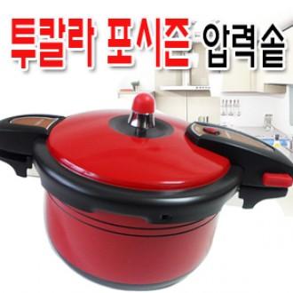 퀸센스 3.2L 투칼라 포시즌 압력솥/밥솥/4중안전장치/