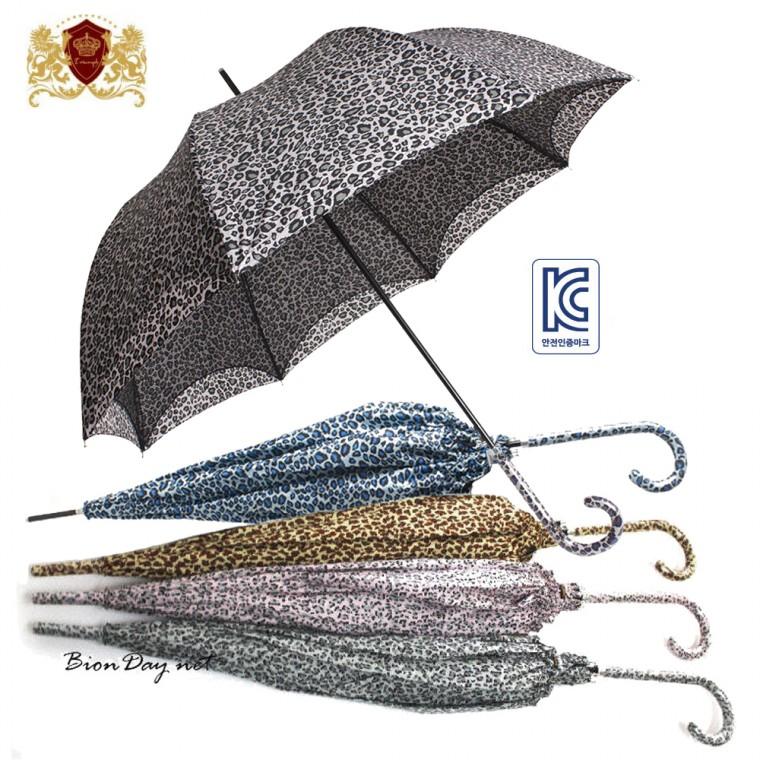 트라이엄프 60 호피망사 장우산