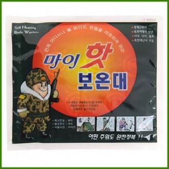 마이핫 보온대 핫팩 160g