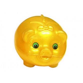 황금돼지 저금통(中).학습.인테리어.선물.돼지저금통.