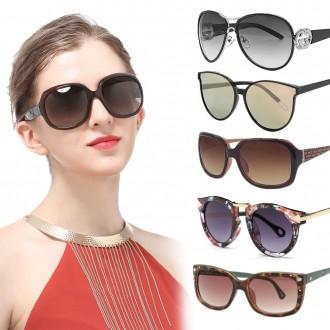가야무역 2021 덤핑 럭셔리 오버사이즈 UV400 선글라스 모음 / 여성 선글라스 편광 연예인선글라스