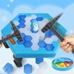 펭귄트랩(대) 보드게임 얼음깨기 섬총사 장난감