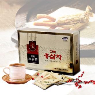 [도매최저가] [뿌리방]고려 홍삼차 100포 선물용