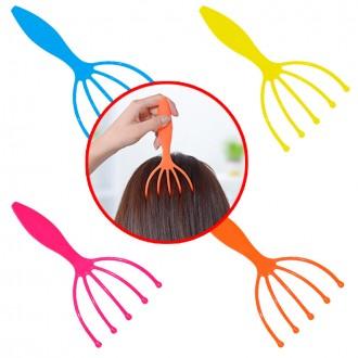 헤드 스파 두피마사지기/두피맛사지기/안마기/지압봉