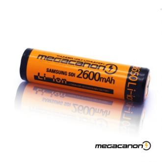 MEGACANON 2600 (보호회로)/18650 삼성Cell/26J/KC