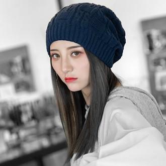패션 챙 비니 모자/겨울방한용품