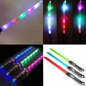 LED광선검/사운드칼/장난감칼/레이저검/장검