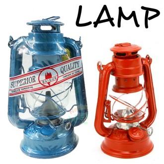 호롱불 램프L사이즈/캠핑램프/오일랜턴/호야등/호로등