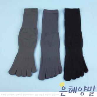 은혜양말 신사 발가락 양말 장목