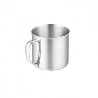등산컵 7cm/손잡이 스텐컵/머그잔/머그컵/스테인리스/