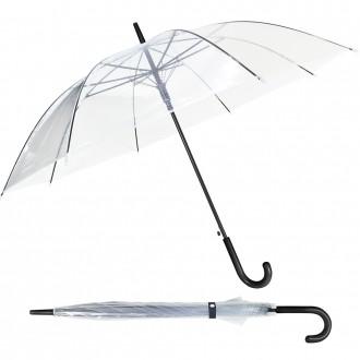 53-8K 투명자동비닐우산/투명비닐우산/자동우산/장우산