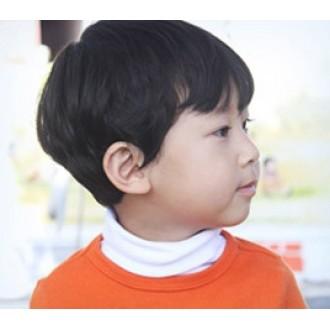 [재입고]국산 목만있는 목폴라/아동목폴라/면목폴라