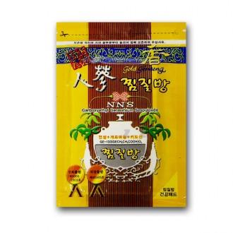 한방향 인삼 찜질방/건강패드/파스/홍삼파스/홍삼패드