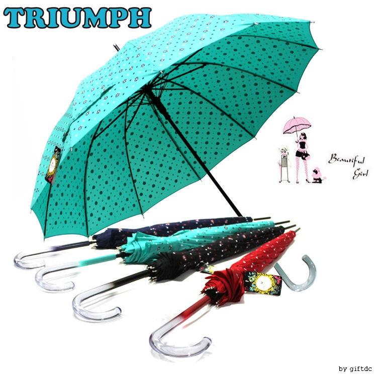 트라이엄프 60 무당벌레 장우산