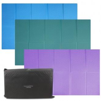 [한원산업] 엠보캠핑매트(140X200) 휴대용 대형돗자리