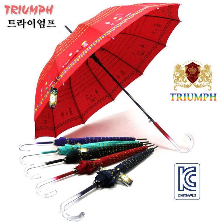 트라이엄프 60튤립 장우산