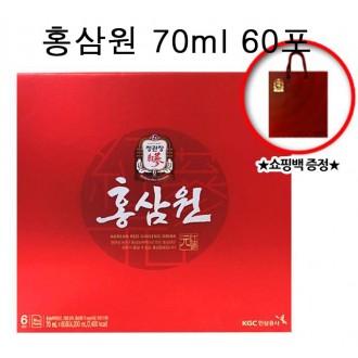 정관장 홍삼원 70ml 60포