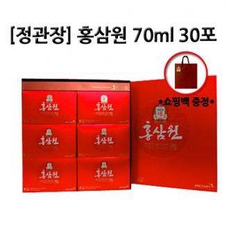 정관장 홍삼원 70ml 30포