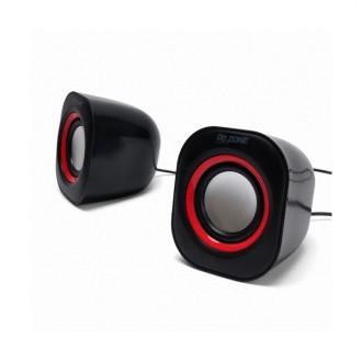 [디디존] DS-800 블랙레드 USB 스피커