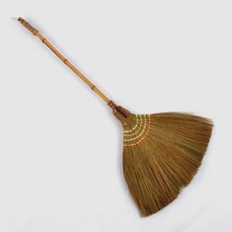 빗자루/쓰레받기/대나무빗자루(가루제거되지않음)