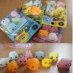 미니동물펫/8가지/귀여운동물모양/말랑말랑/오감발달/