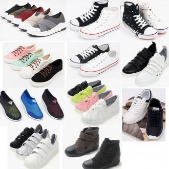 여성화/운동화/스니커즈/통굽/캔버스화/신발/봄신발
