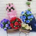 비누꽃 비누꽃다발 졸업식 입학식 선물 1-8