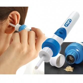전동 귀청소기 이어클리너 자동귀청소기 귀이개