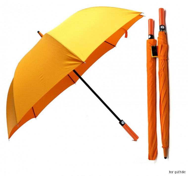 아놀드바시니 75 무하직기 폰지장우산 (오렌지)