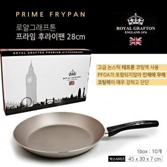 셰프라인 다이아몬드코팅 28cm 후라이팬 요리팬