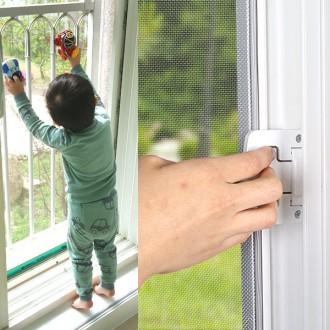방충망잠금장치 / 창문잠금장치